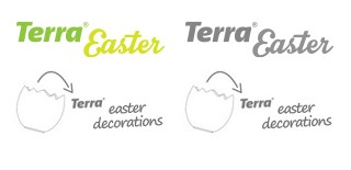 Easter decorations for public spaces